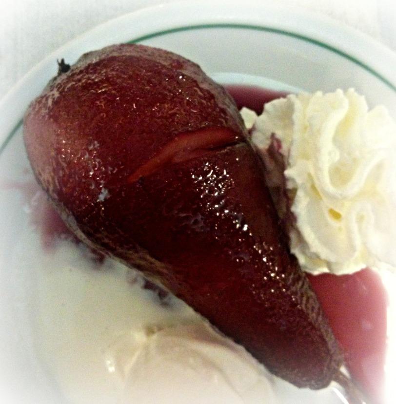Food Pears in Sangviovese (2)