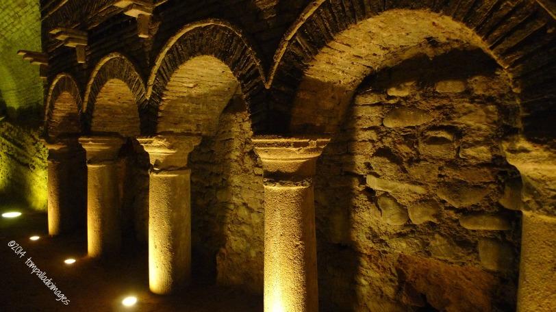 Grotto at Santarcangelo. Photo courtesy tompalladioimages http://thepalladiantraveler.com/tpt-dossier/