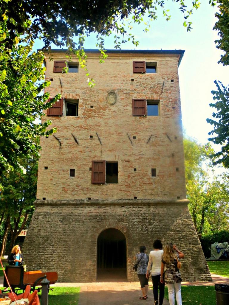 Saracen Tower, Bellaria