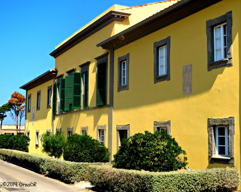 Napoleon's Villa Mulini, Portoferraio, Elba