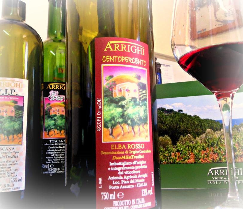 Arrighi wines