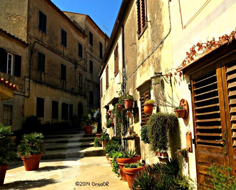 Capoliveri: centro storico