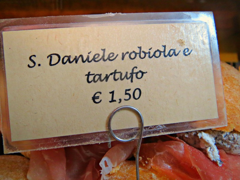 Clearly labelled cicchetti