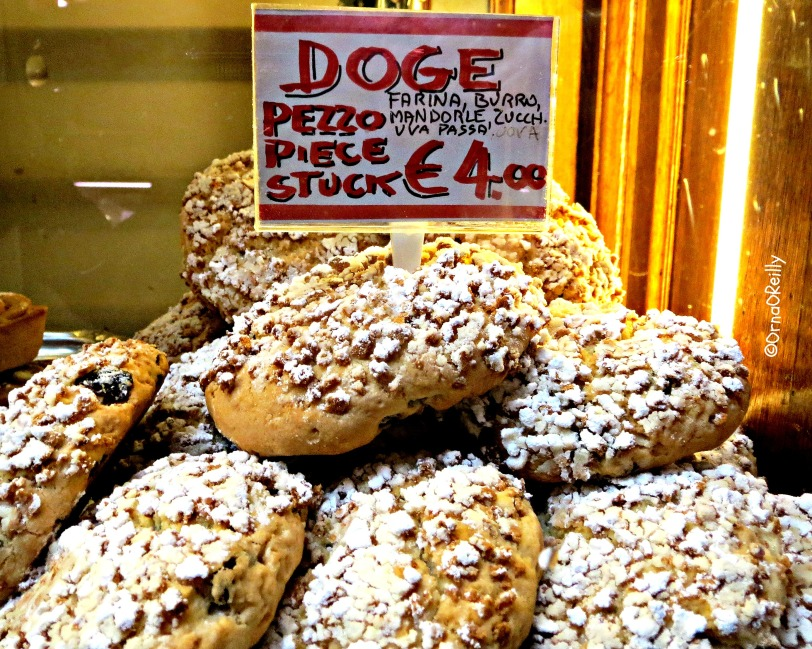 Typical Venetian Cakes: Doge