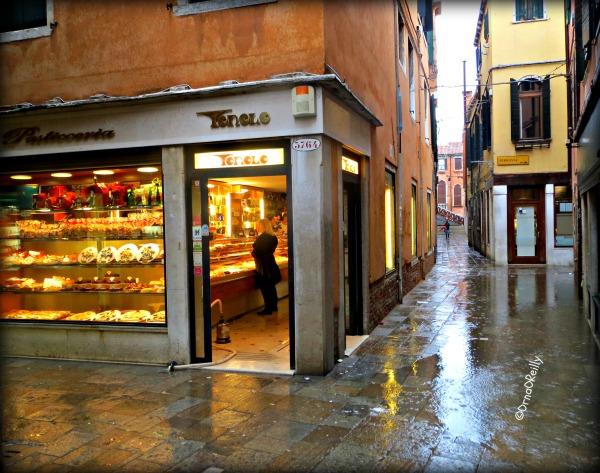 Open for business: Venetian pasticceria at Alta Aqua