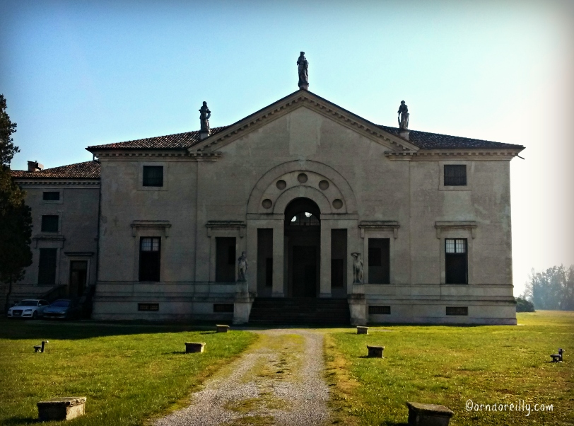 Palladio's Villa Poiana: destination for romance!