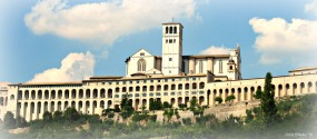 Basilica of San Francesco, Assisi