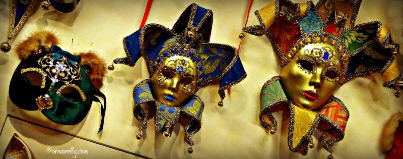 Painting Masks l ©ornaoreilly.com