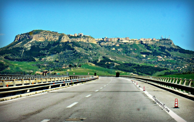 Sicily - April 10th - 17th Road to Siracusa blog