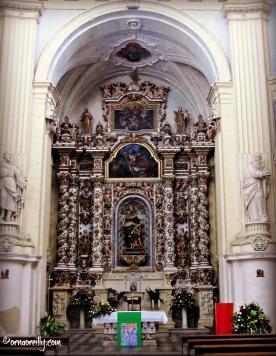 Interior San Matteo