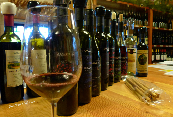 Ca' Lustra Winery | ©thepalladiantraveler.com