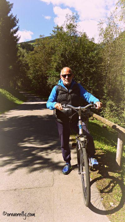 The Palladian Traveler en route to Lienz