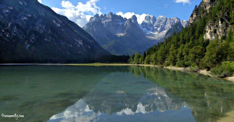 Jagged Dolomites
