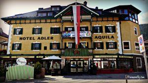 Hotel Adler. Villabassa