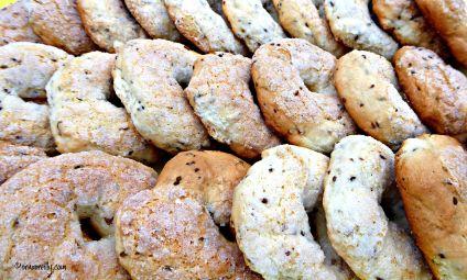 Umbrian biscotti