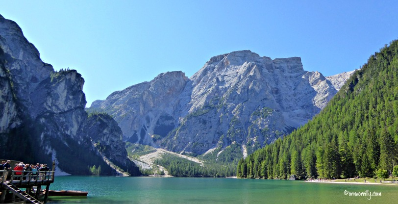 Lago di Braies l ©ornaoreilly.com