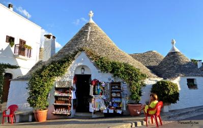 Alberobello, Puglia