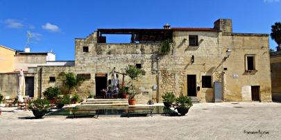 Acaja, Lecce. Puglia