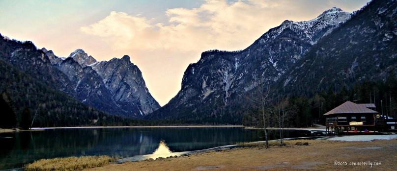 Lake Dobbiaco, Dolomites