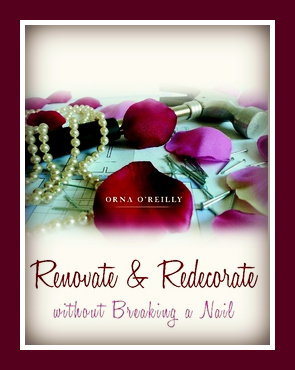 RENOVATE & REDECORATE WITHOUT BREAKING A NAIL