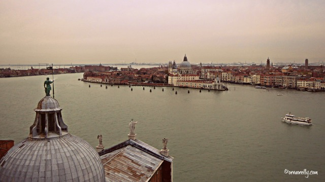 High and Low in Venice