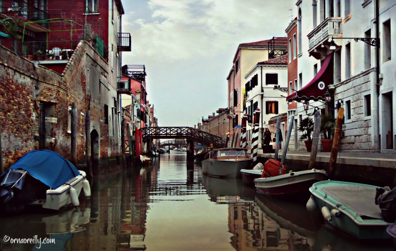 Venice Boat Tour l ©ornaoreilly.com