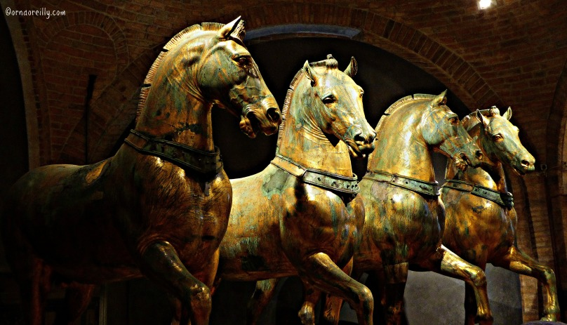 Bronze horses of San Marco, Venice