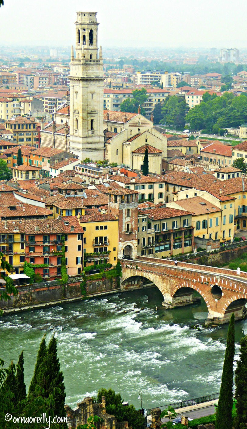 River Adige and Duomo