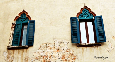 Windows of Verona