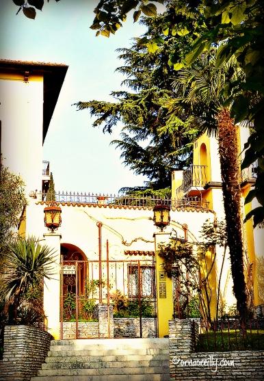 Villa of Maria Callas
