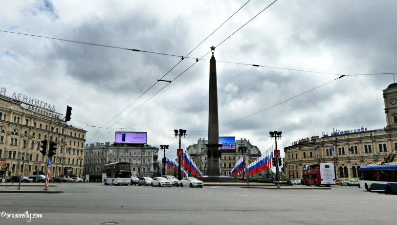 Vosstaniya Square