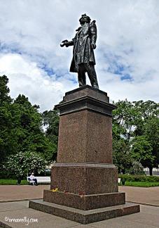 Statue of Pushkin