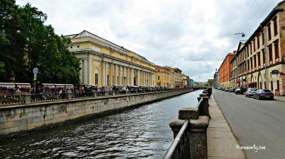 Griboyadov Canal
