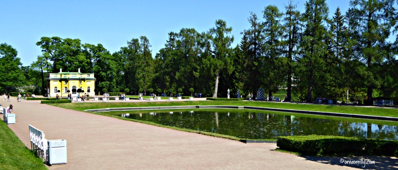 Tsarskoye Selo l ©ornaoreilly.com