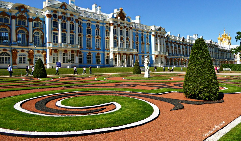 French Garden, Catherine Palace