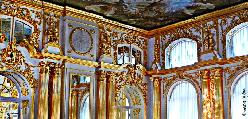 Great Hall, Catherine Palace