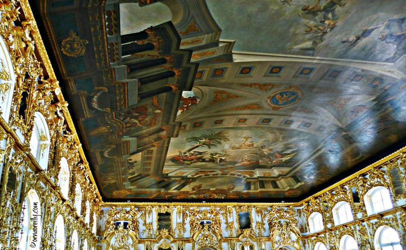 Grand Hall, Catherine Palace