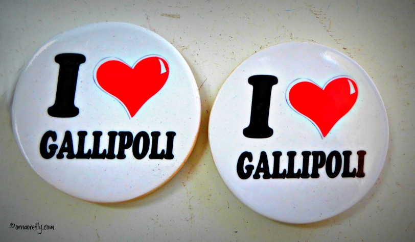 Gallipoli l ©ornaoreilly.com