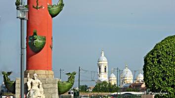 Rostral Column on Basil Island