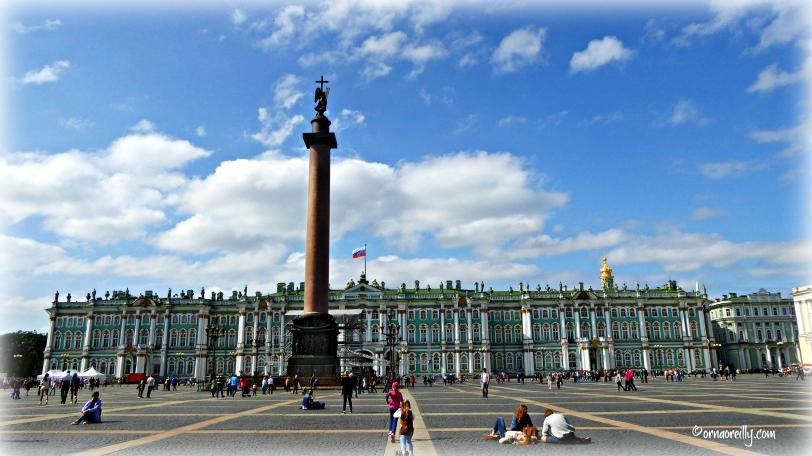 Winter Palace Square