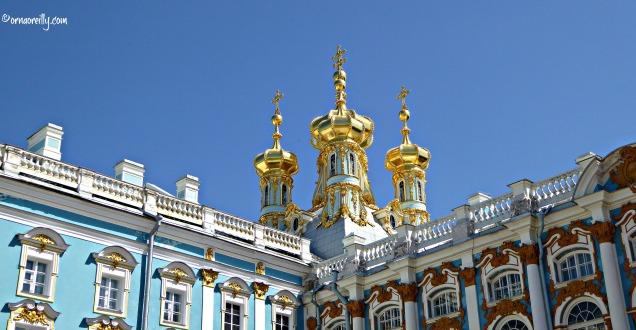 Catherine Palace, Tsarskoye Selo