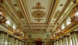 Hermitage Museum. Large Throne Room.