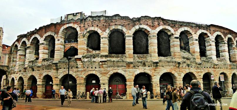 Verona. Arena