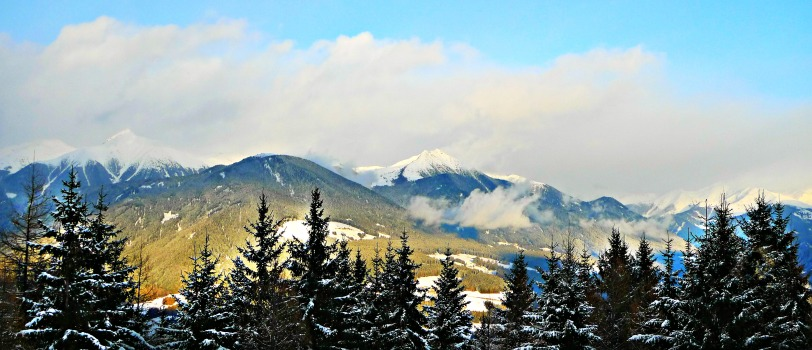 Dolomites. January 2016
