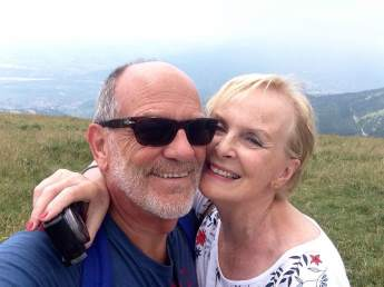 Honeymoon in Valdobbiadene. July 2016