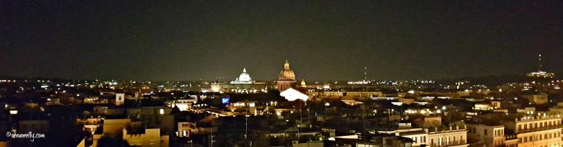 Winter in Rome l ©ornaoreilly.com