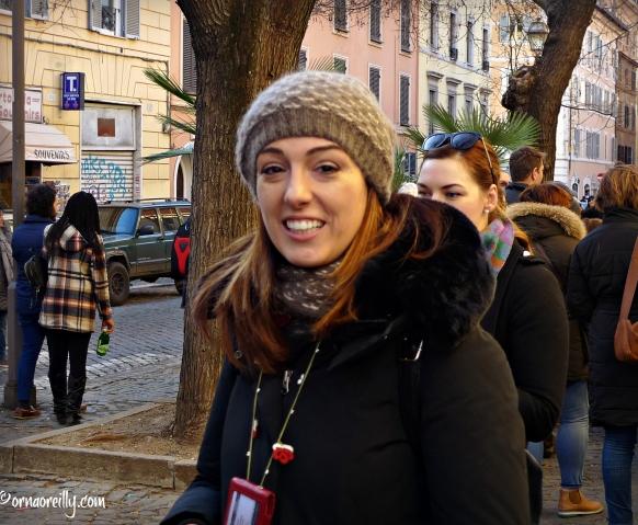 Cosmatesque guide Alessandra Segatori