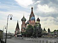 Moscow l ©ornaoreilly.com
