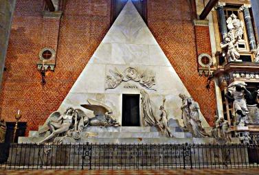 Memorial to Canova