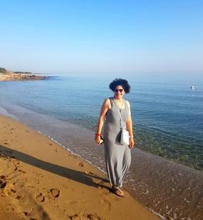 Anna at Rosa Marina